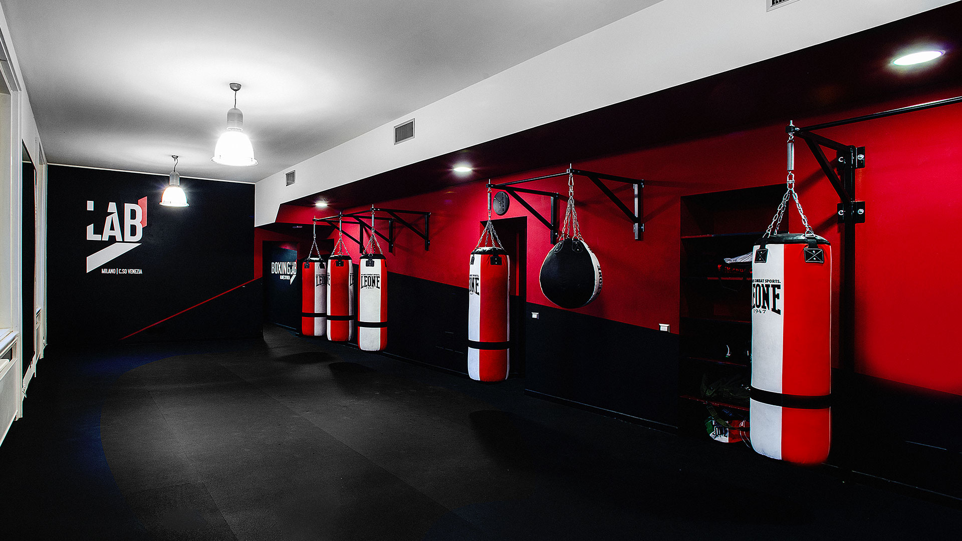 Boxing lab