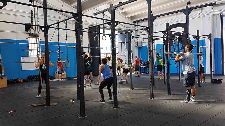 CrossFit Lambrate TripGim