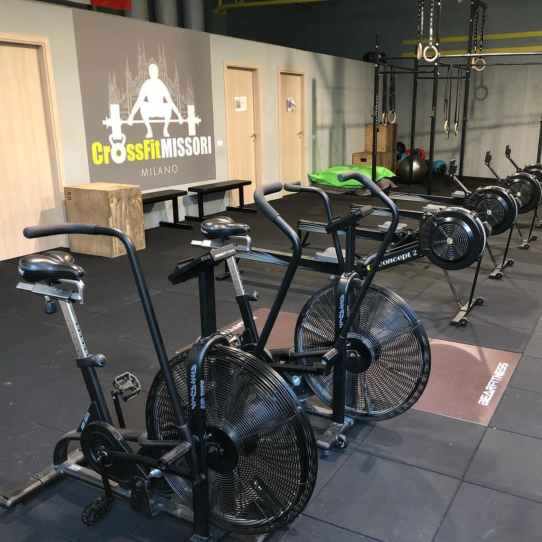 CrossFit Missori milano TripGim