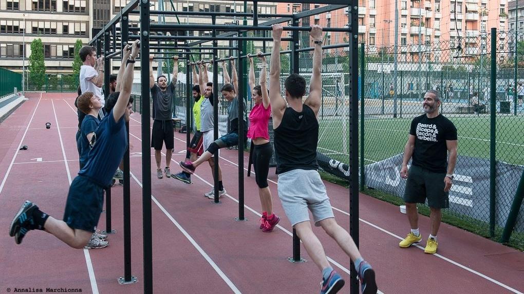 CrossFit Moscova