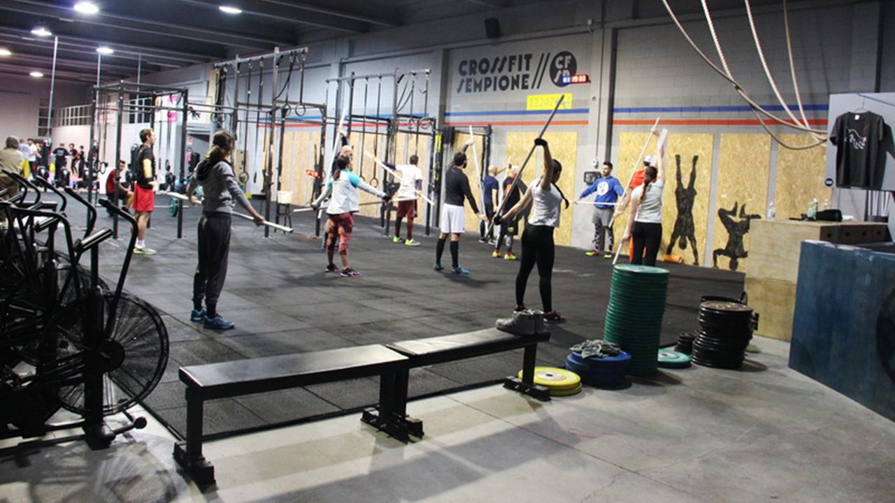 CrossFit Sempione TripGim