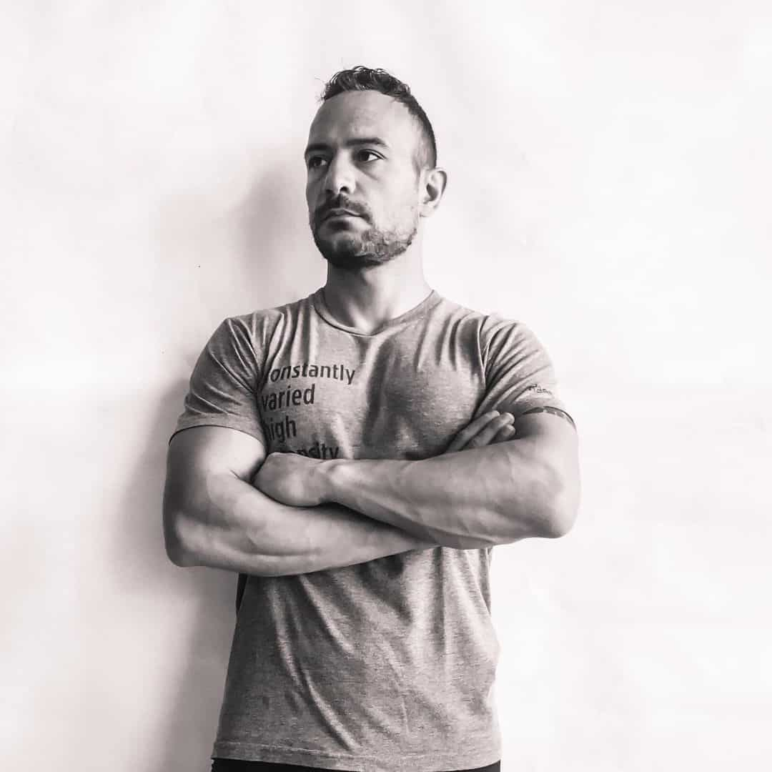 Stefano Cherubini personal trainer
