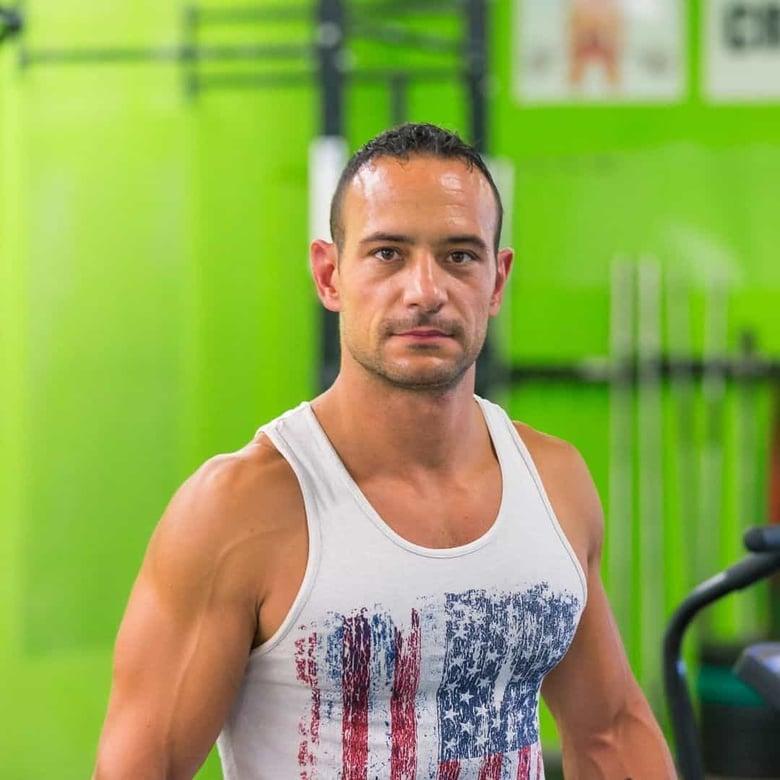 Stefano cherubini personal trainer revoo