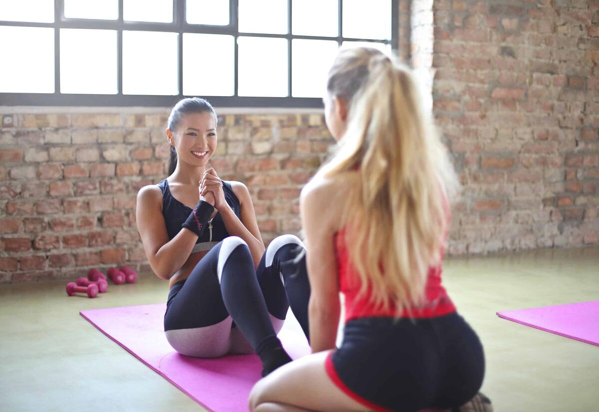 Allenamento personalizzato con personal trainer