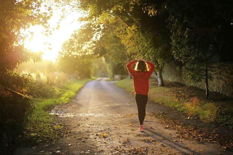 fitness outdoor ragazza revoo