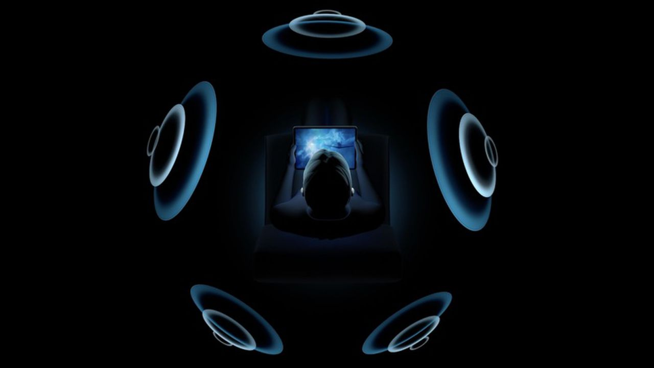 spatial audio airpods pro REVOO