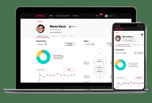 post presentazione revoo pc e app